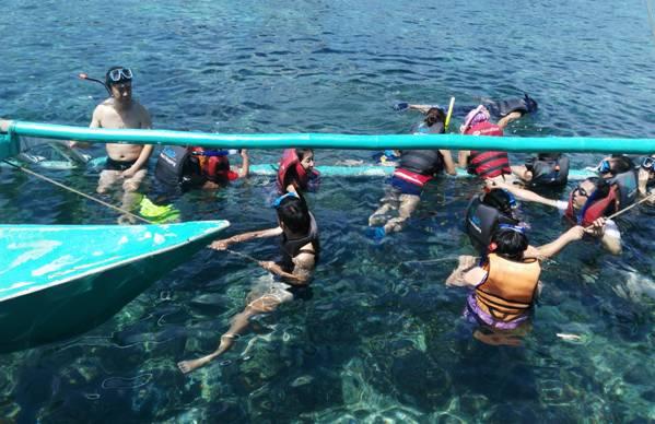 武汉奥信菲律宾长滩岛之旅